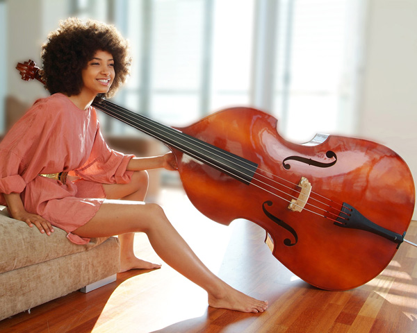 Esperanza Spalding makes her Tanglewood debut.