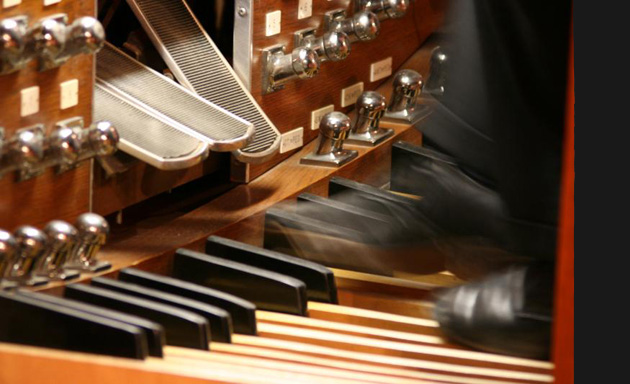 "The organ is music's most complex invention, and therefore called the ""King"" of instruments."