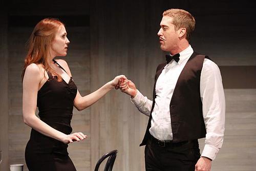 Emily Taplin Boyd and Scott Drummond. Photo by Scott Barrow.