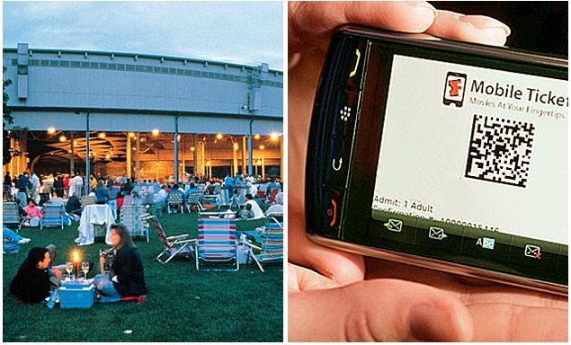 eTickets make it easier for friends to meet at Tanglewood. Just email tickets to friends who can print them out at home or flash their smartphone when they arrive.