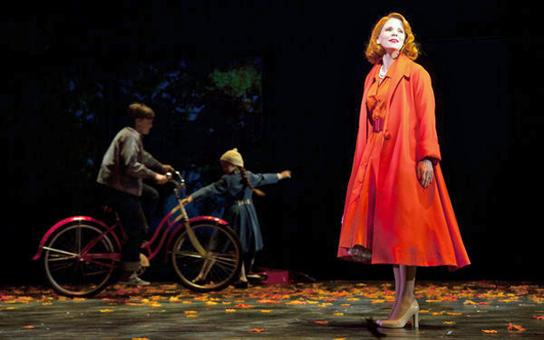 Kelli O'Hara in the Williamstown Theatre Festival production of Far From Heaven.Photo: T.Charles Erickson.