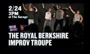 Royal Berkshire Improv Troupe will create ten new musicals out of thin air.