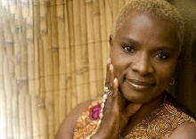 Angélique Kidjo is at the Mahaiwe Feb. 27, 2013