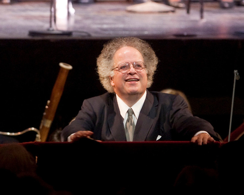 James Levine returns to conduct Falstaff. Photo: Marty Sohl/Metropolitan Opera,