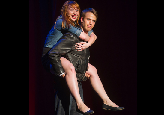 Spank! the 50 Shades Parody is quite a ride.
