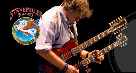 Steve Miller performs at Tanglewood this summer.