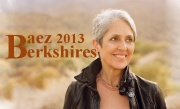 The legendary Joan Baez appears at Tanglewood with folk-rock duo Indigo Girls on June 23, 2013.