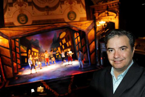 Jim Charles Foresees a great 11th Season for the Cohoes Music Hall.