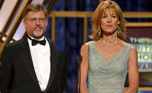 Treat Williams and Christine Lahti co-star in The Lion in Winter in the Berkshire Theatre Group Summer 2013 production.