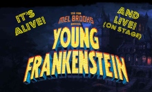 Young Frankenstein is a musical with a book by Mel Brooks and Thomas Meehan and music and lyrics by Brooks. It is based on the 1974 comedy film of the same name written by Brooks and Gene Wilder and directed by Brooks.