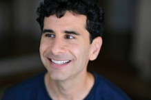 Playwright and actor John Cariani.
