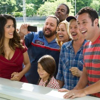 "Film Review:  ""Grown Ups 2"" features all the washed up SNL actors slumming at the Multiplex"