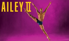 Ailey II brings dance to Williams College and the dance community.