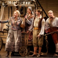 """Mother Courage and Her Children"" a perfect fit for Olympia Dukakis at Shakespeare & Company"