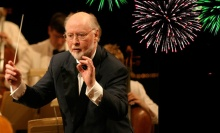 John Williams will conduct tonight as part of Tanglewood on Parade.