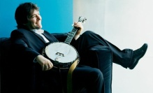 Bela Fleck does things to a banjo we never thought possible.