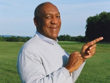 Bill Cosby makes us laugh at ourselves.