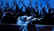 James Levine will conduct Falstaff.