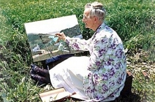 As practical as she was indomitable, Grandma Moses went from obscurity to fame almost overnight.