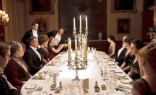 A Dinner Party at Downton Abbey,