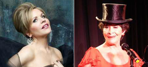 Renee Fleming (l) and Chita Rivera headline the Williamstown Theatre Festival's 2014 season.