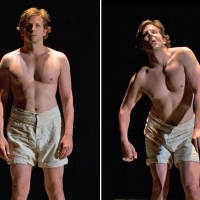"Bradley Cooper talks about his ""Elephant Man"" - On Broadway - London next"