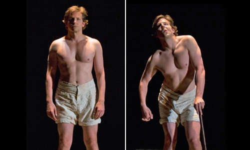 Bradley Cooper Talks About His Elephant Man On