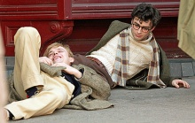 Nominated is Kill YOur Darlings with Daniel Radcliffe and Dane DeHaan..