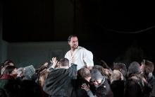 "Ildar Abdrazakov as Prince Igor Svyatoslavich in Borodin's ""Prince Igor.""Photo: Cory Weaver/Metropolitan Opera"