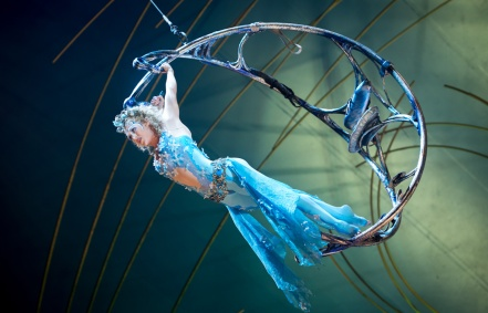 The Performance Amaluna From Cirque Du Soleil In Madrid Genteel Home