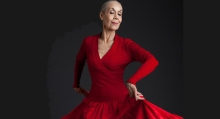 Carmen de Lavallade, Photo by Julieta Cervanttes.