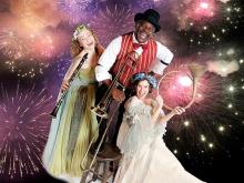 Annie Considine, Johnny Lee Davenport and Kelly Galvin invite all to the new 2014 season at Shakespeare & Company.