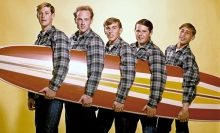 The Beach Boys then.