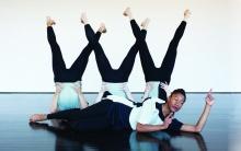 Dance Heginbotham; photo Janelle Jones, courtesy The Watermill Center.