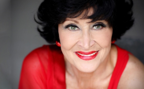 Chita Rivera stars in the Williamstown Theatre Festival production of The Visit. Photo by Laurie Duncan