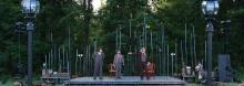 Williamston Theatre Festival will perform Robin Hood outdoors. File photo.