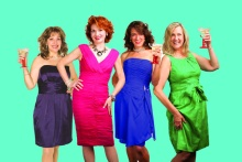 "Gail Burns calls this show ""a little wonder""- Desperate Housewives of Columbia County."