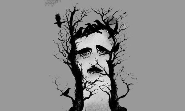 the influence of family and friends on edgar allan poe and his work Edgar allan poe brought about several changes in the literary style of his time period poe, as a writer, poet, editor and a critical writer influenced not only american literature, but he also .