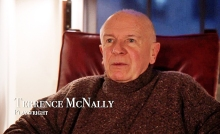 4-time Tony Winner. playwright Terrence McNally talks about his most controversial play, Corpus Christi.