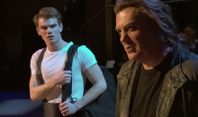 Jay Armstrong Johnson as Antony and Bryn Terfel in the title role.