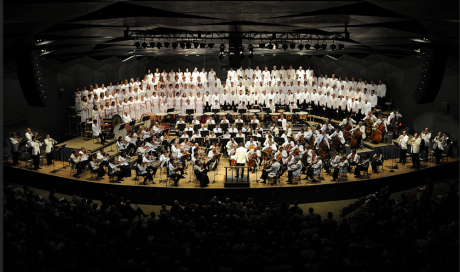 Nothing in the world sounds as fine as the BSO at Tanglewood.
