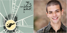 """Written and performed by Gabriel Rodriguez, """"the umbilical point"""" is devised theater, elemental movement, folklore, hip hop and spoken word."""