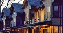 Porches is upscale, and by now filled to the brim, but worth a return trip to enjoy.