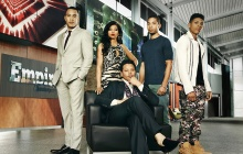 Empire is a powerful new drama about the head of a music empire whose three sons and ex-wife all battle for his throne.