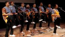 Ladysmith Black Mambazo  in Berkshire on Stage