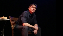 James Lecesne in The Absolute Brightness of Leonard Pelkey. Photo by Peter Yesley