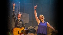 Spun is a high-octane musical that weaves together the memories of siblings with comedy, wit, and rock.