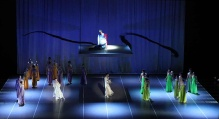 The National Ballet of China brings its exquisite Peony Pavilion to SPAC July 21-22, 2015.