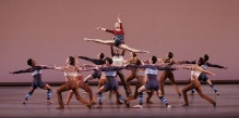 Justin Peck is bringingt his own interpretation of Aaron Copland's iconic Americana score Rodeo to SPAC this summer.
