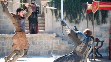 HBO plans to begin streaming about the time the new Game of Thrones begins to air. The fight is on.(HBO/Macall B. Polay)